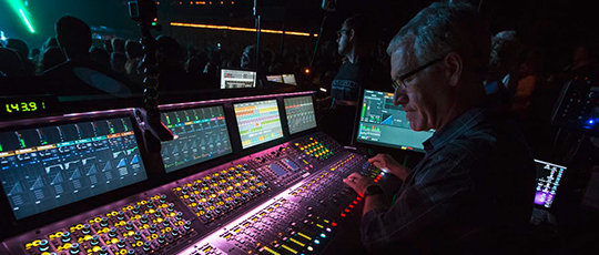 NMK Electronics - Live Sound