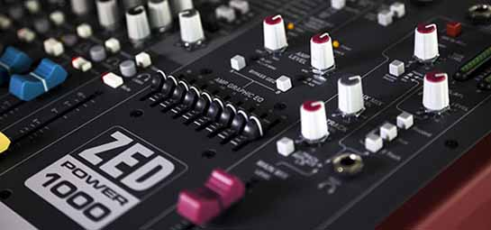 NMK Electronics - Analog Mixers - ZED