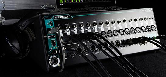 NMK Electronics - Stage Boxes - NMK