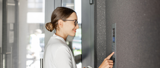 NMK Electronics - Counter Service Points and Intercoms - NMK