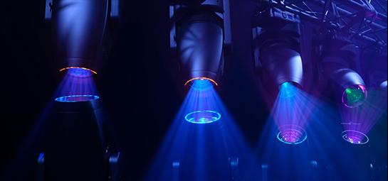 NMK Electronics - Wash Luminaire - NMK