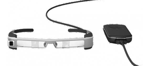 NMK Electronics - MOVERIO - Smart Glasses