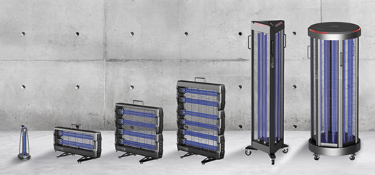 NMK Electronics - Ultraviolet Disinfection Lamps