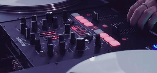 NMK Electronics - Mixers Numark