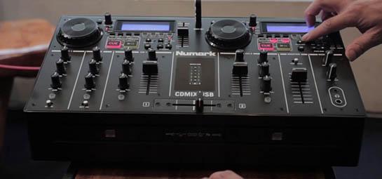 NMK Electronics - CDMix USB - NMK