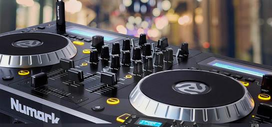 NMK Electronics - Mixdeck
