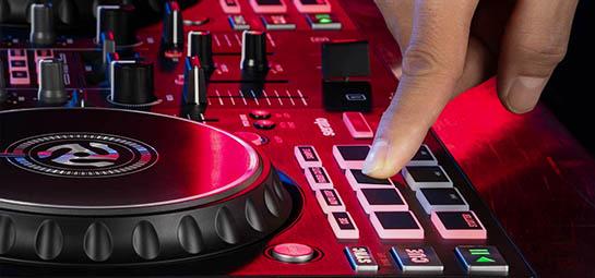 NMK Brand - Midi Controllers Mixtrack