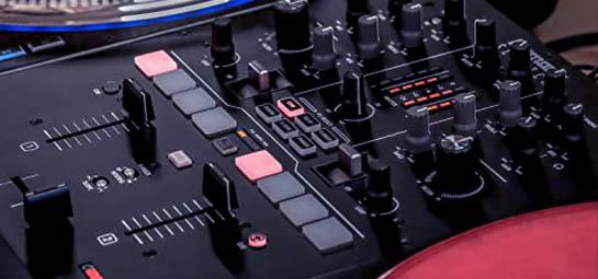 NMK Brand - Mixers Numark Scratch