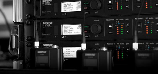 NMK Electronics - ULX-D