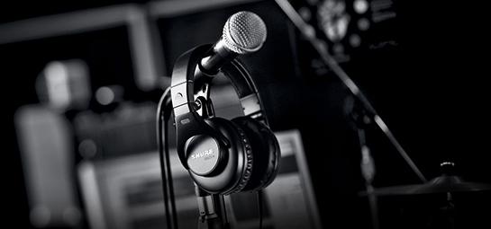 NMK Electronics - Studio Recording - NMK
